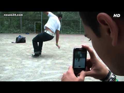 Dual Handy SP-60 simvalley Film 3 Video Test