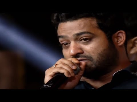 Jr NTR Emotional Speech @ Aravindha Sametha Pre Release Event | Jr. NTR, Pooja Hegde