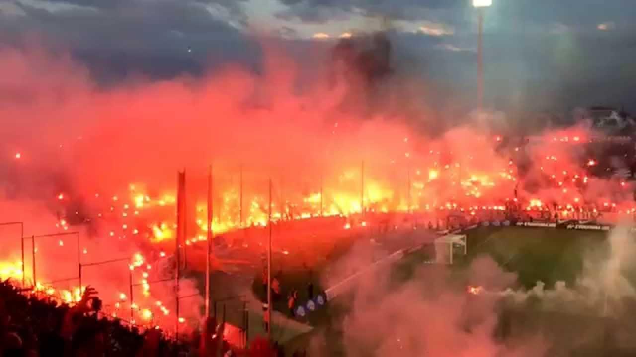Paok Olympiakos: Olympiacos 1-0 (Greek Cup Semi-final 16/4/2014