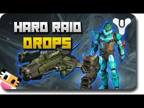 Destiny - Hard Mode Raid Rewards (Glowhoo Shader, Bane of the Dark Gods, Graverobber Sparrow)
