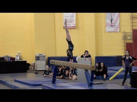 Gymnastics Floor Routine Level 1 2 And 3 Doovi