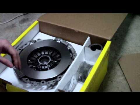 BMW DMF clutch set LuK RepSet