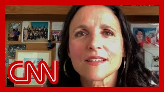 CITIZEN by CNN: Julia Louis-Dreyfus says Democracy is 'a fragile thing'
