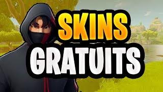 COMMENT AVOIR PLEIN DE SKINS GRATUITEMENT SUR FORTNITE PC!