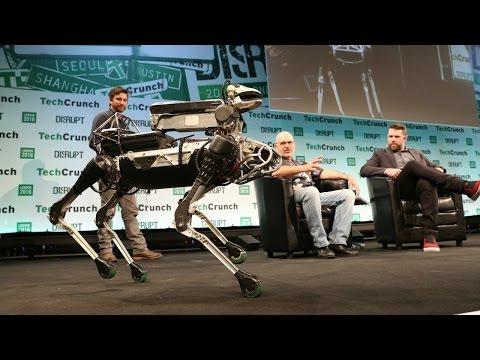 Building Capabilities with Marc Raibert of Boston Dynamics