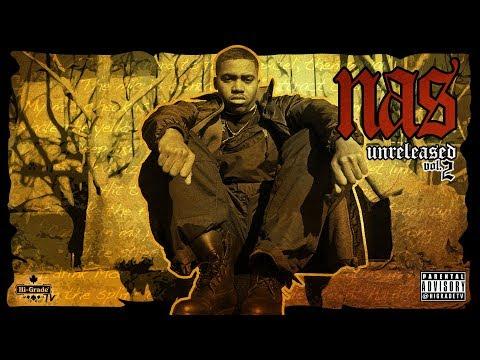 Nas - Unreleased Vol.2 (Full Mixtape)