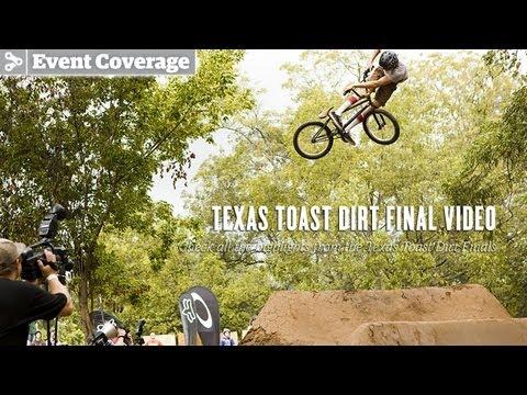 2012 Texas Toast Jam: Dirt Final Highlights - TransWorld RideBMX