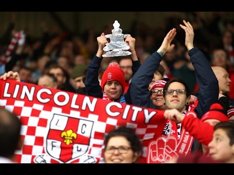 Lincoln City FA CUP Run GOALS