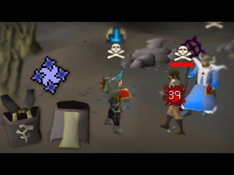 Found a Bot in Bandos SKULLED? (OSRS Pking)