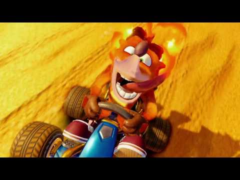 Crash Team Racing Nitro-Fueled update to fix save data corruption on