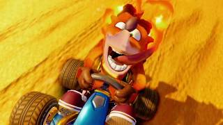 Crash Team Racing Nitro Fueled Gameplay - PS4, Xbox One, Switch
