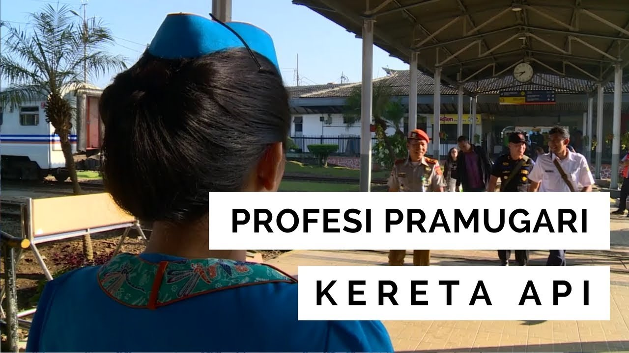 Download NET JABAR - PROFESI PRAMUGARI KERETA API