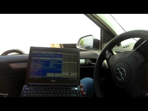 видео: бортовой компьютор astra h