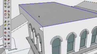 SketchUp Ведение (Follow Me).mp4
