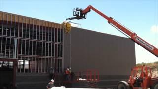 Kenworth Metal Panel Installation