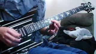 Panda - Cuando no es Como Deberia Ser Guitar Cover