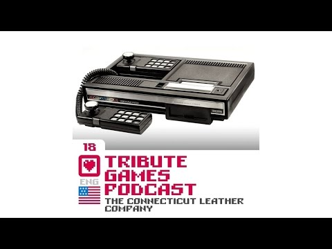 Tribute Games Podcast - The Connecticut Leather Company