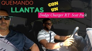2017 Dodge Charger Scat Pack - test drive (family muscle car)   JOEY EN SPANGLISH
