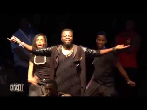 Guru caught performing Ruff N Smooth's 'Send Ur Fire' in Gabon