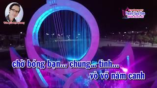 Karaoke vọng cổ CUNG THƯƠNG HOÀI VỌNG - KÉP [T/g: Lê Quang]