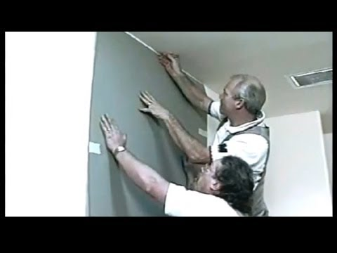 Cork Wall Install - How To Install Cork Wall Covering