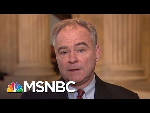 Senator Tim Kaine: Don't Be Afraid Of The NRA | Morning Joe | MSNBC