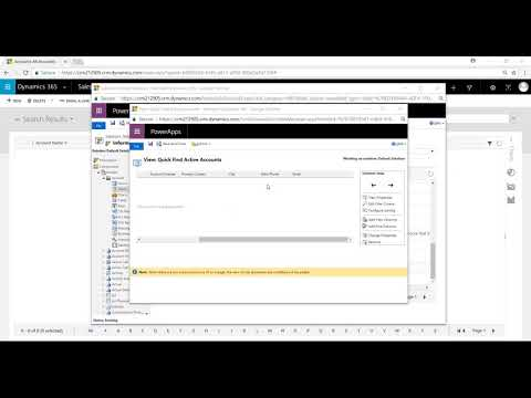 Quick Find View for Search | Dynamics 365 Sales | Western Computer