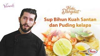 Sup Bihun Udang Kuah Santan, Resep Anti Selingkuh Ala Koki Dangdut