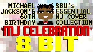 Michael Jackson's 60th Birthday Celebration! [8BU Tribute to Michael Jackson]