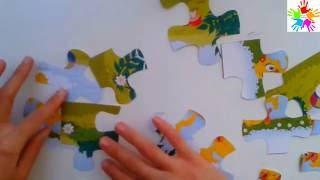 Yapboz - Puzzle Yapımı