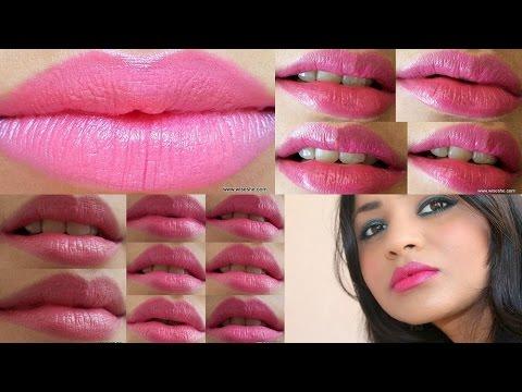 9 Affordable Pink Lipsticks For Dark Lips Indian Skin Pink