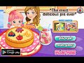 Baby Alice Mommy And Me Cooking Pie Android İos Free Game GAMEPLAY VİDEO