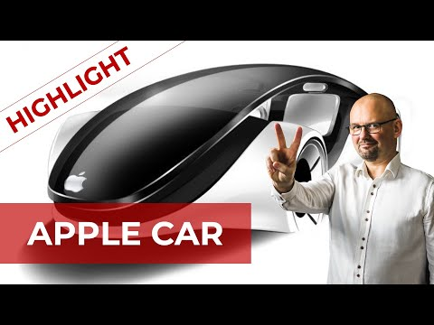 Apple Car 2025?