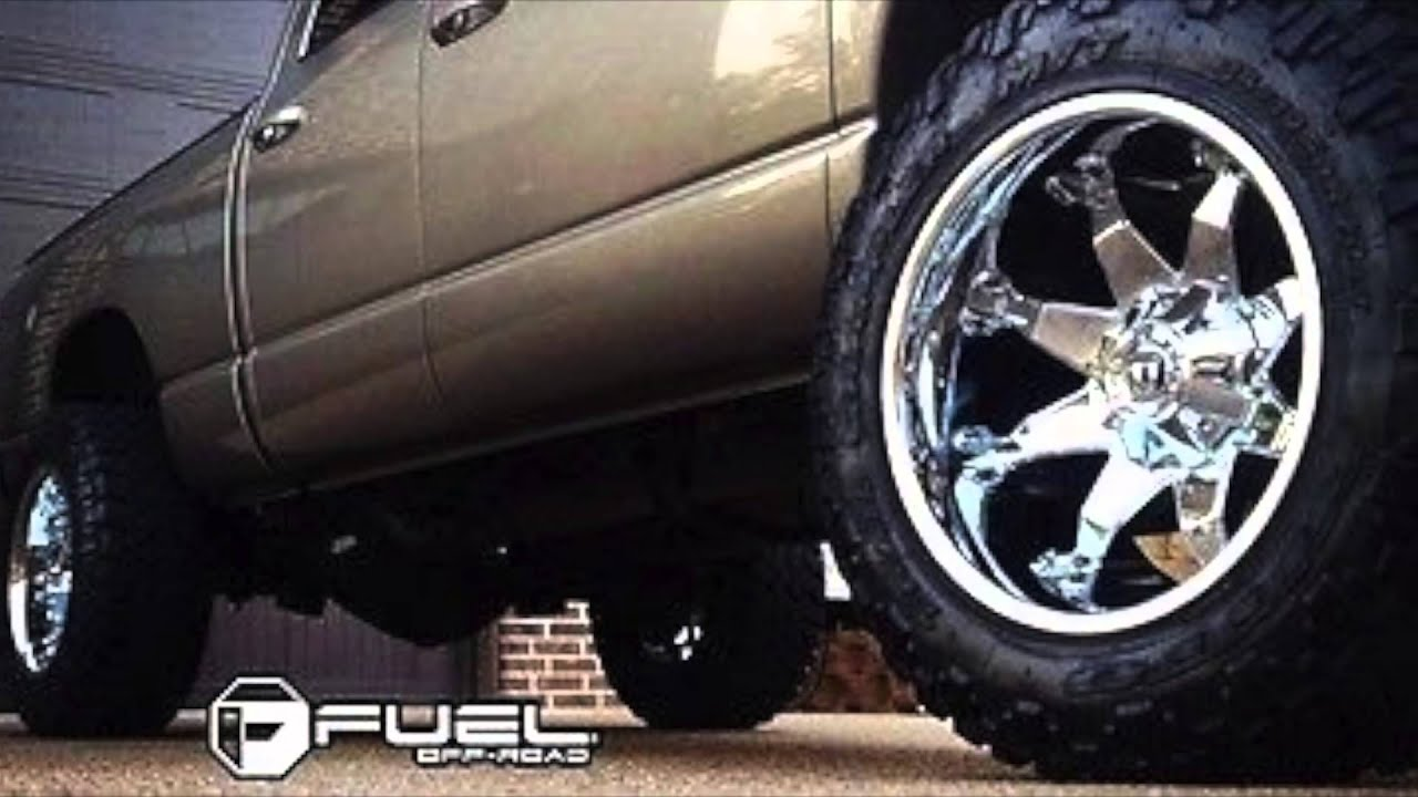 Fuel Octane D520 Wheels - YouTube