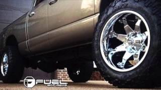 Fuel Octane D520 Wheels