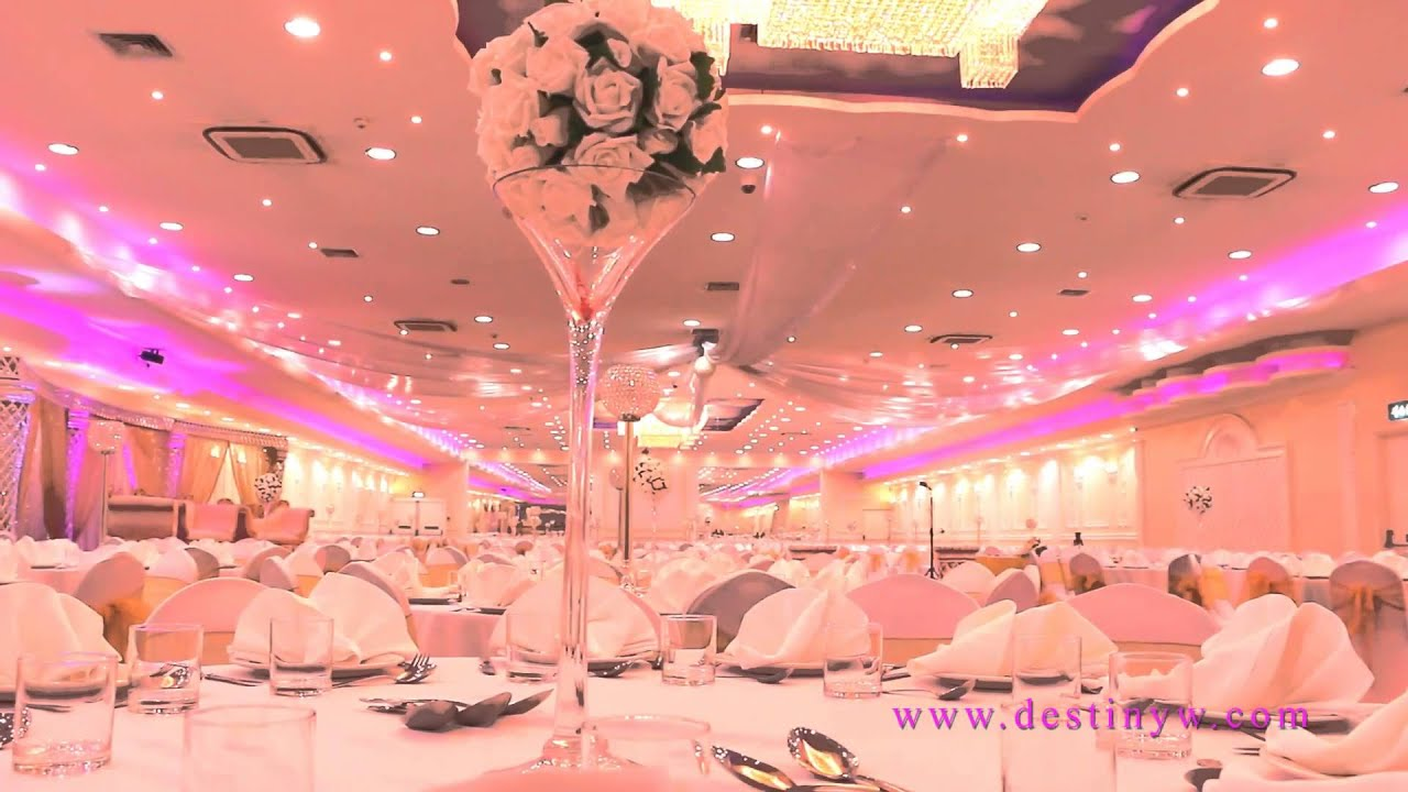 Muslim Wedding At Prince Princess Hall North London By Destinyweddings Events Youtube