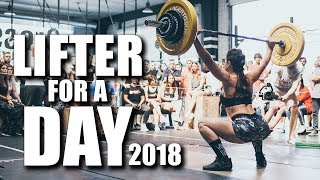 Campeonato Lifter for a Day 2018