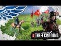 TOTAL WAR 3 KINGDOMS   Luijang Lumberyard - Cao Cao Part 9 Three Kingdoms Walkthrough Gameplay
