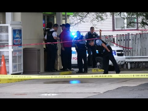 Man Shot and Killed in BP Gas Station in the Portage Park Neighborhood