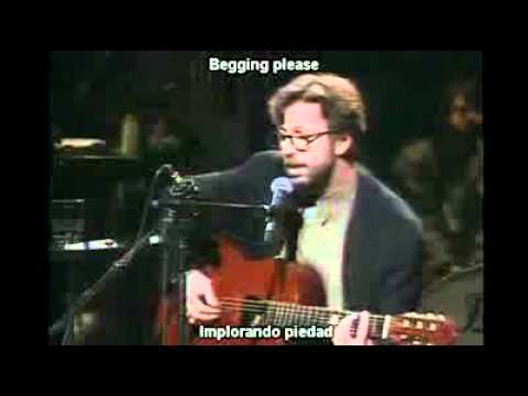 Eric Clapton   Tears In Heaven lyrics y subtitulos en español