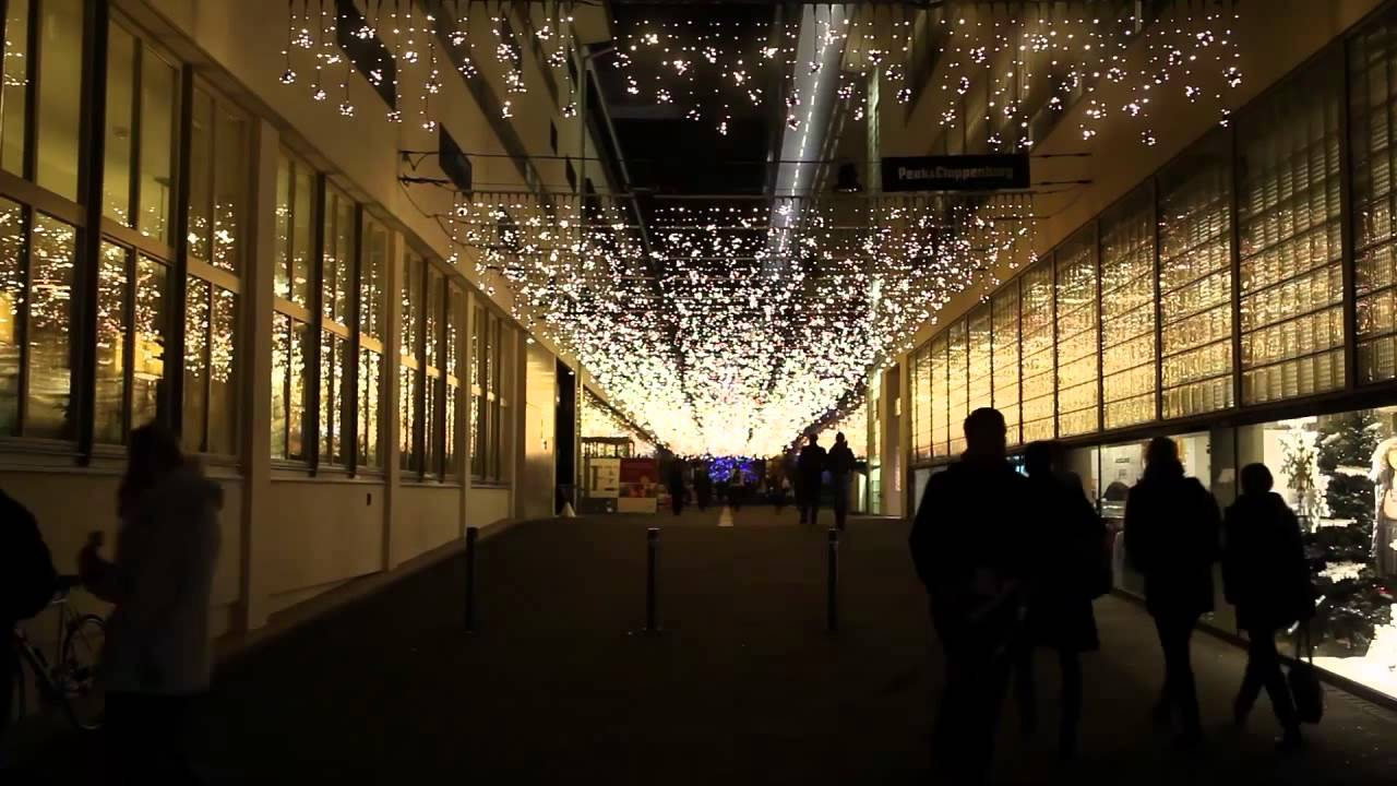 Weihnachtsbeleuchtung München.Sihlcity Weihnachtsbeleuchtung Von Mk Illumination