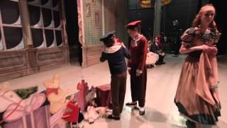 Peeking Through the Keyhole at George Balanchine's The Nutcracker™