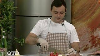 Национальный завтрак: сербская плескавица