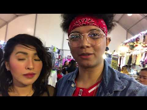VLOG #2 | NA LATE SA WEDDING (3Days Bazaar)