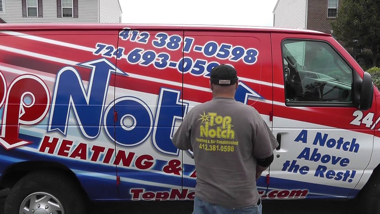 Red White Blue Heating And Air Conditioning Pittsburgh Youtube