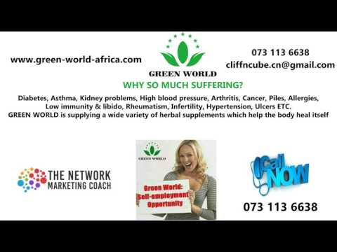 Green World Herbal Products 2 0