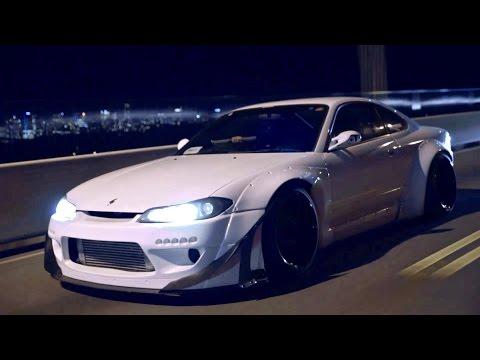 Rocket Bunny S15 Nissan Silvia Takes On Vancouver