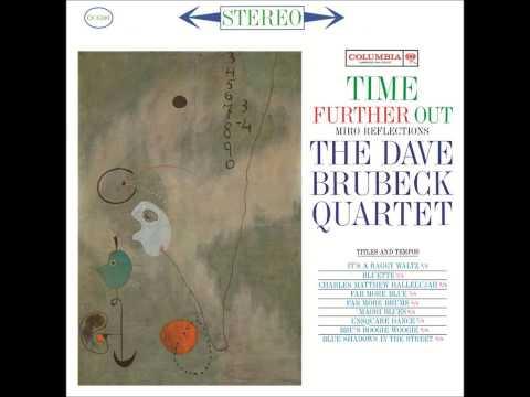 The Dave Brubeck Quartet - Far More Blue+Far More Drums AND Castilian Blues+Castilian Drums