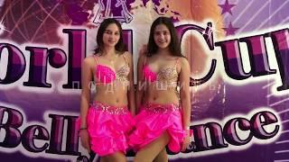 World Cup of Belly Dance / Дуэт Цветы Венеции