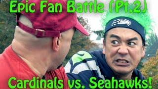 Seahawks vs. Cardinals: trash-talking neighbors in epic battle (RIVALS Pt 2)